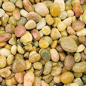 Spectrastone Shallow Creek Pebble for Freshwater Aquariums, 25-Pound Bag 102
