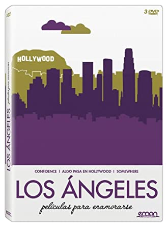 Pack Los Ángeles: Confidence + Algo Pasa En Hollywood + Somewhere DVD: Amazon.es: Edward Burns, Rachel Weisz, Andy García, Robert De Niro, Sean Penn, Catherine Keener, James Foley, Barry Levinson, Sofia Coppola,