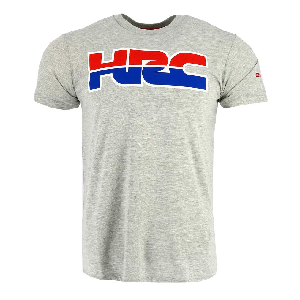 Amazoncom Honda Hrc Mens T Shirt Grey Grey Mens Xxl Chest 46 48