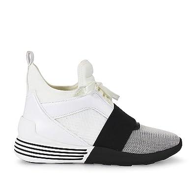 Kendall + Kylie Braydin Damen Sneaker Schwarz: Schuhe
