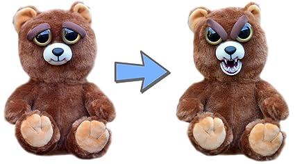 Amazon Com Feisty Pets Sir Growls A Lot Adorable Plush Stuffed