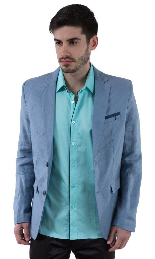 Barabas Men's ''Econ'' Blazer Jacket XX Large
