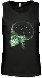 Urban Backwoods Gamer Brain Men Uomo Canotta Tank Top Vest Gym Training Shirt Taglie S – 5XL