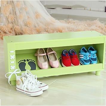 Schuhregal Bsnowf Kinder Schuhschrank Schone Montage