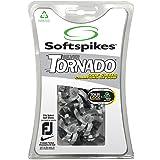 Softspikes Silver Tornado Golf Cleats - 18 Piece