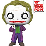 "Funko Pop! Heroes: DC- 10"" Joker, Action Figure - 47827"
