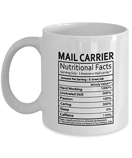 Mail carrier christmas gift ideas