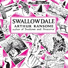 Swallowdale: Swallows and Amazons Series, Book 2 Audiobook by Arthur Ransome Narrated by Gareth Armstrong