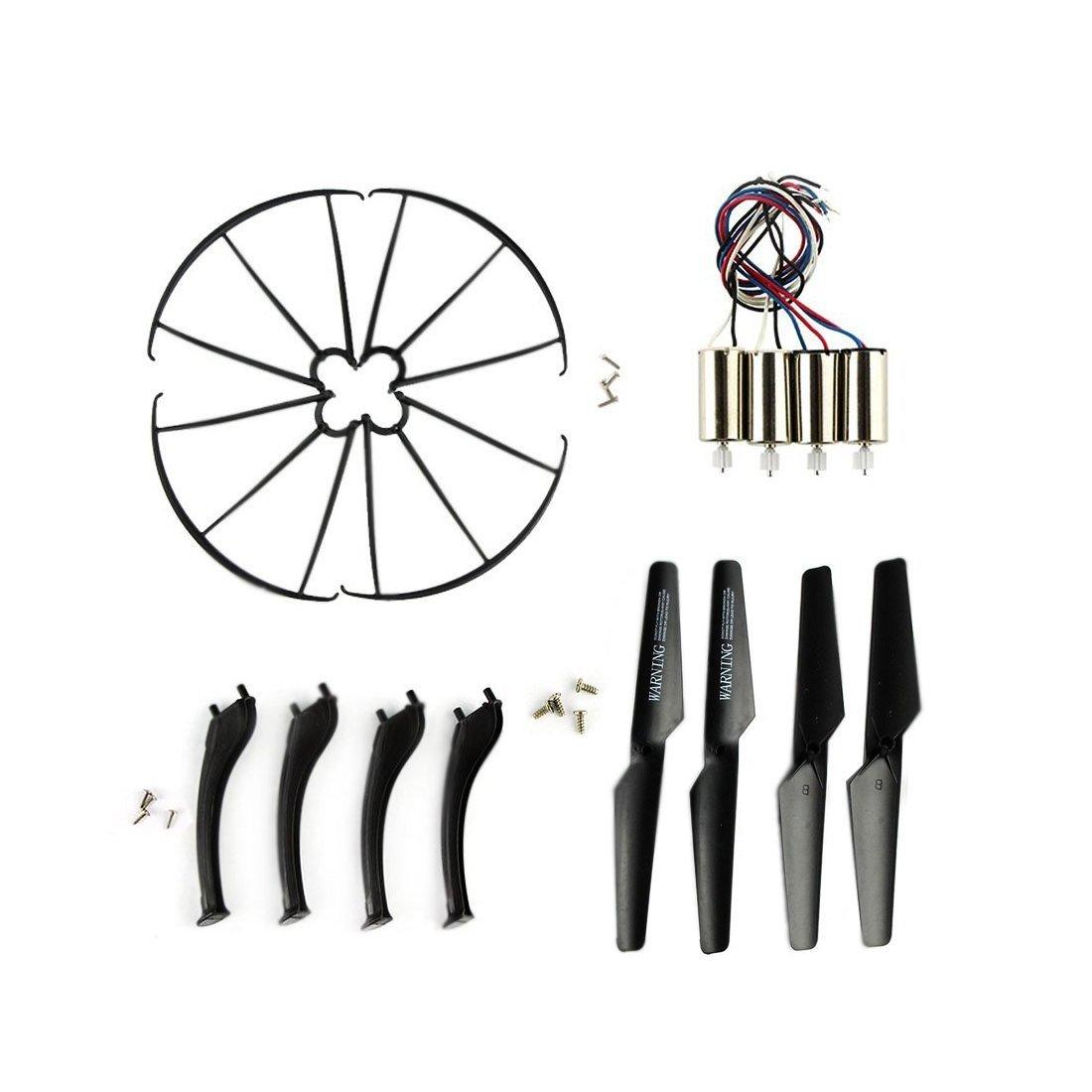 Kit Repuesto Drone Syma X5sc X5sw (xsr)
