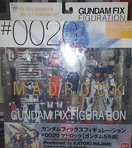 バンダイGUNDAM FIX FIGURATION #0020 マドロック 正規品 箱傷G.F.F.ガンダムフィックスフィギュレーションGFFガンダム5号機6号機 B07BMBXQZY