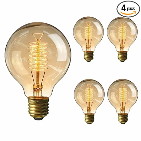 dimmable light fixture under cabinet kingso vintage edison bulb 60w incandescent antique dimmable light for home fixtures squirrel