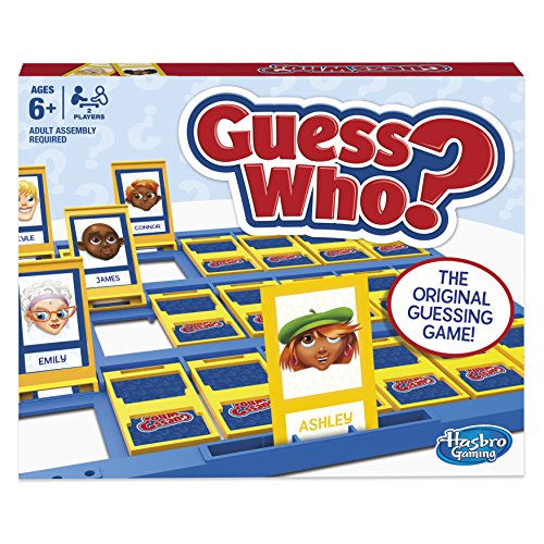 Hasbro Gaming Guess Who? Classic Game Multi