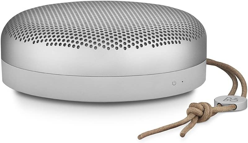 Bang /& Olufsen Beoplay A1 Portable Bluetooth Speaker with Microphone Moss Green 1297862