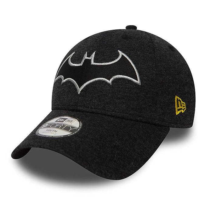 New Era Era Era - Batman - Dc Comics 9forty Adjustable Kids - Character  Jersey - Black  Amazon.it  Abbigliamento 6cbbc130dad2