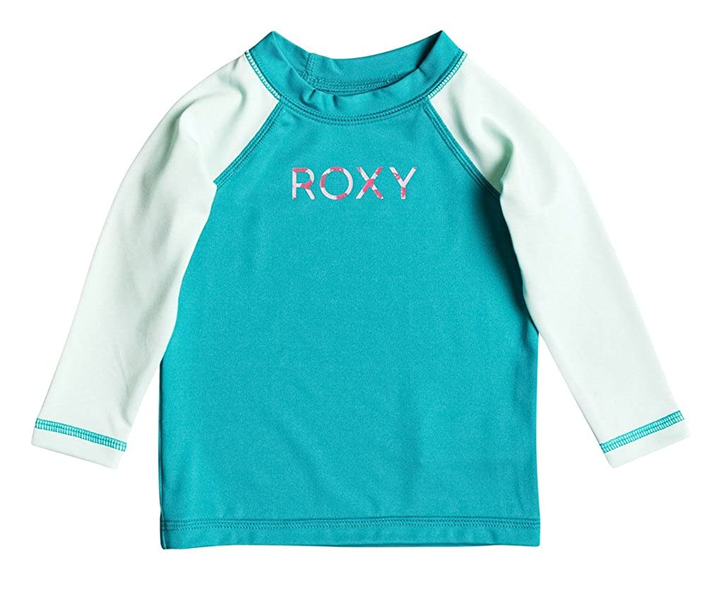Roxy Baby Rash Guard Sail Away Long Sleeve