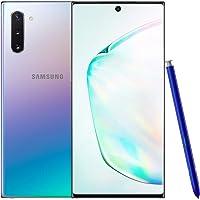 Samsung Galaxy Note 10 Dual SIM - 256GB, 8GB RAM, Dual SIM, Aura Glow, international version