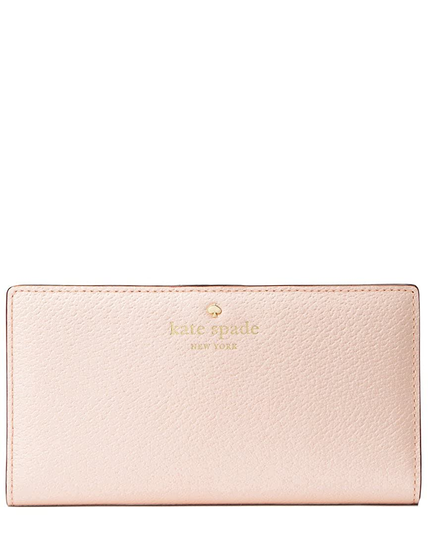 Kate Spade Grand Street Stacy Wallet Black WLRU2153