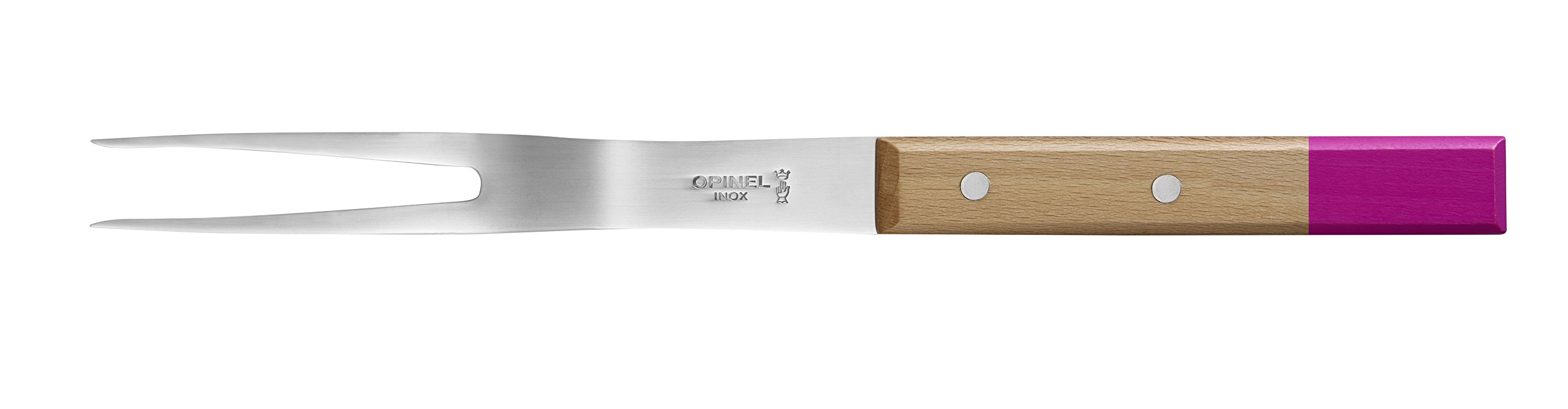 Opinel No 124 Stainless Steel Carving Fork