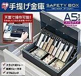Iris safety box dark blue SBX-A5SH (japan import)