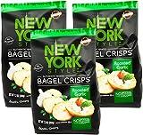 New York Style Garlic Bagel Crisps, 7.2 oz