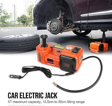 Amazon Com Simlug Floor Jack 12v Dc Electric Hydraulic Trolley