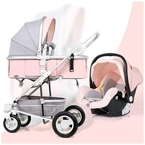 OUDA.ach Sistemas de Viaje Sillas de Paseo Cochecito de bebé ...