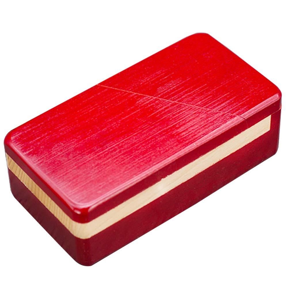 Blovec Puzzle Box Magic Box Wooden Special Mechanism Box for Secret Gift 61RhqfKVwYL