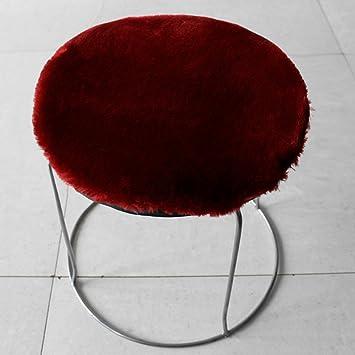 Jdsfdvhdsiguhcg Plush Seat Cushion Thicker Chair Cushions Round