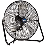 B-Air FIRTANA-20X High Velocity Electric Industrial and Home Floor Fan, 20""