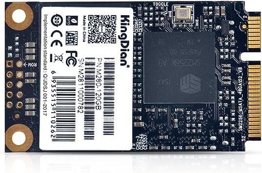 KingDian mSATA Mini PCIE 120GB SSD Solid State Drive 30mm50mm M280 120GB