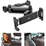 AHK Car Headrest Mount Holder, Universal for iPad Pro/Air/Mini, Tablets, Nintendo Switch, iPhone, Samsung Galaxy/Note…