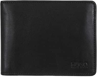 Cartera para hombre Boss, color negro (50128297).