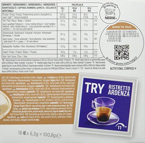 Nescafé Dolce Gusto - Cortado - Cápsulas de Café - 16 Cápsulas: Amazon.es: Alimentación y bebidas