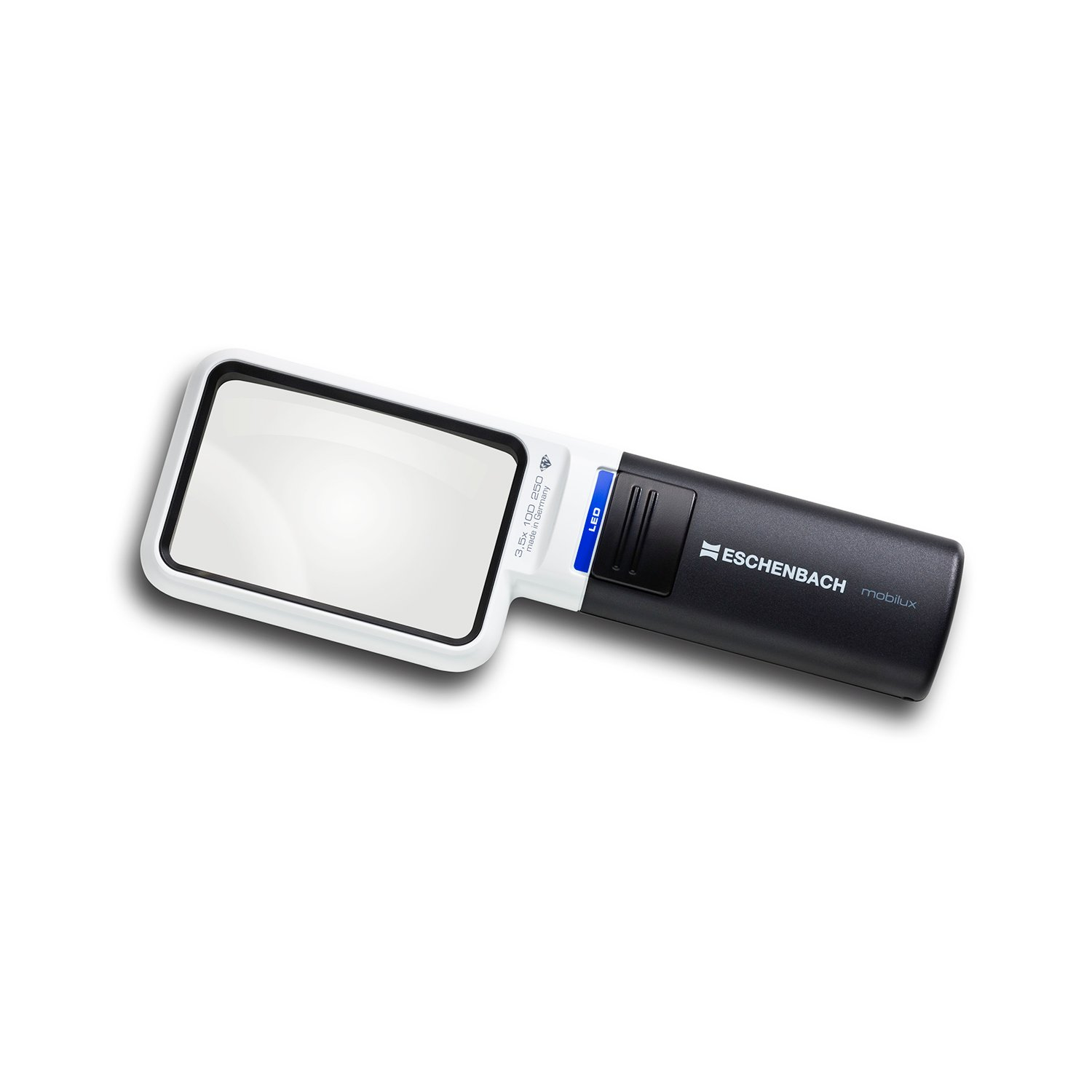 Mobilux Pocket LED Illuminated Magnifer - Eschenbach 3.5x by Eschenbach Optik Gmbh