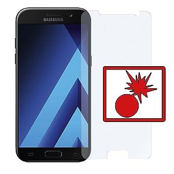 Slabo 2 x Protector de Pantalla blindado para Samsung Galaxy A5 ...