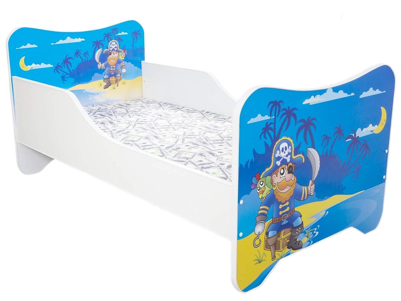 AEREO 30 COLORE!!! Letto singolo 160x80 BAMBINO CAMERETTA LETTINO bambini con materasso !!