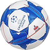 Avatoz All Star Champions League Football - Size: 5, Diameter: 26 Cm゠ (Pack Of 1, Multicolor)