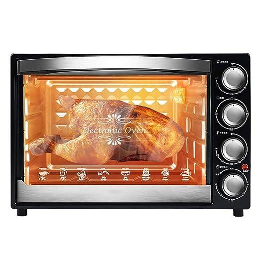 40L horno de mesa, control de temperatura independiente for arriba ...