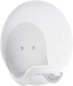 UGREEN Wall Mount Compatible for Google Home Mini Speaker Holder Bracket Accessories White