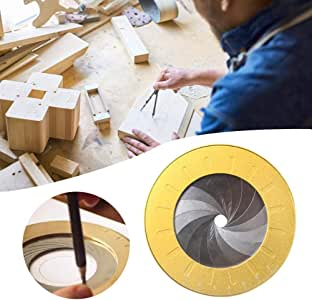 Summeishop Circle Drawing Tool,Versatile Utensil Drafting Kits Adjustable Small Drawing Tools for Designer Woodworking Enthusiasts