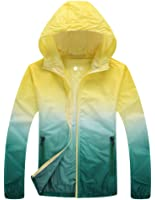 Amazon.com: Somewhere Women's Super Lightweight Jacket UPF 50  ...