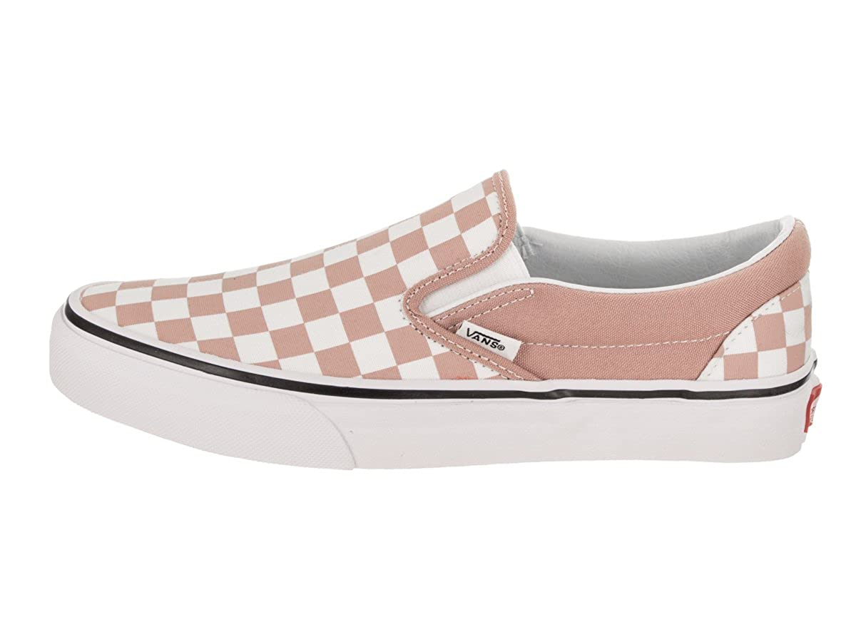 a74451eb73 Amazon.com  Vans Classic Slip-On (Checkerboard)  Shoes