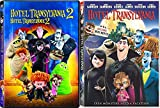 A Fright Vacation for Monsters Hotel Transylvania Double Feature Animated Cartoon Part 1 & 2 with Bonus mini movies DVD Set