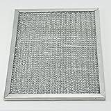 Aluminum Range Hood Filter - 7 3/4'' x 9'' x 3/32''