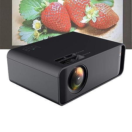 EJOYDUTY - Proyector HD para Cine en casa (HDMI, Soporte de vídeo ...