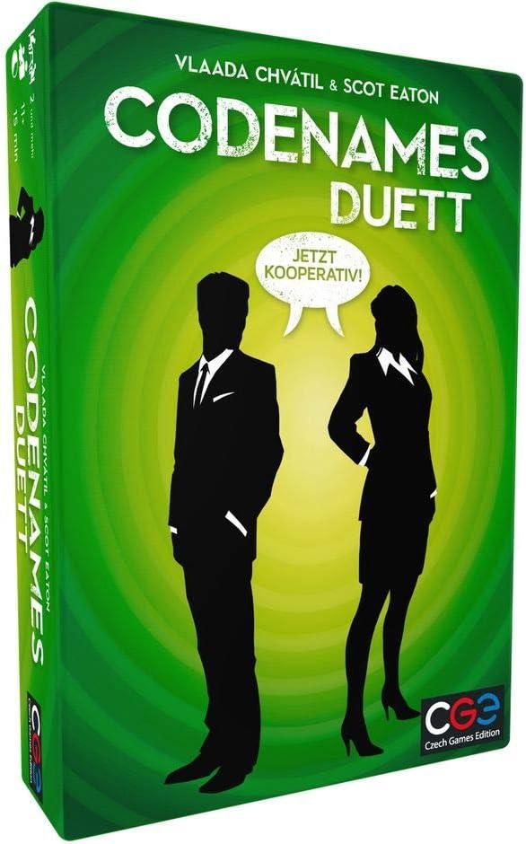 Codenames – Duett