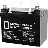 ML35-12 - 12 Volt 35 AH SLA Battery- Mighty Max Battery Brand Product