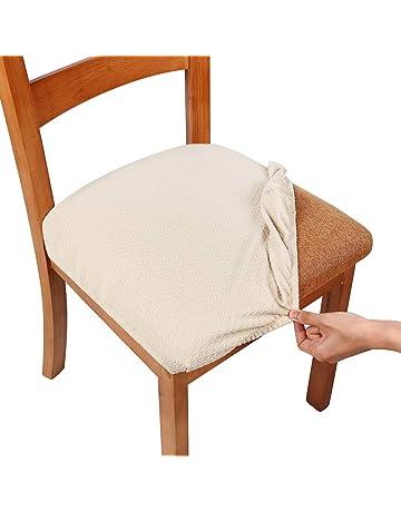 Phenomenal Shop Amazon Com Dining Chair Slipcovers Machost Co Dining Chair Design Ideas Machostcouk