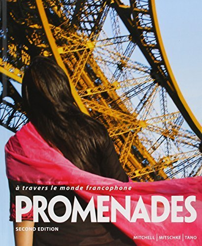 Promenades: A Travers le Monde Francophone, 2nd Edition (Book & Supersite Code) (2014-01-01)