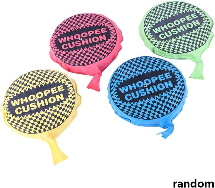 Unterbrechen Furzkissen Witze Gags Streiche Maker Trick Funny Spielzeug Fart Pad Kylewo Selbstaufblasendes Furzkissen